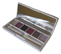 Clinique Clinique all about shadow palette Six Pan Eye Shadow Full Size
