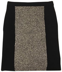 Club Monaco Skirt Black/Grey