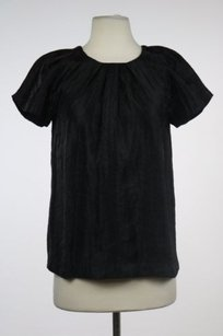 Club Monaco Womens Top Black