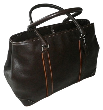Preload https://item1.tradesy.com/images/coach-classic-vintage-expandable-lg-carryall-satchel-wow-brown-leather-tote-836390-0-0.jpg?width=440&height=440