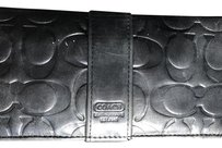 Coach Coach Embossed Wallet