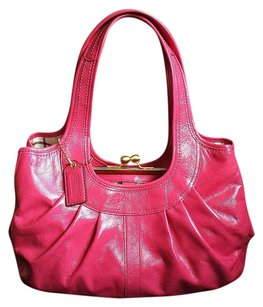 Coach Dooney Bourke Louis Vuitton Satchel in Pink