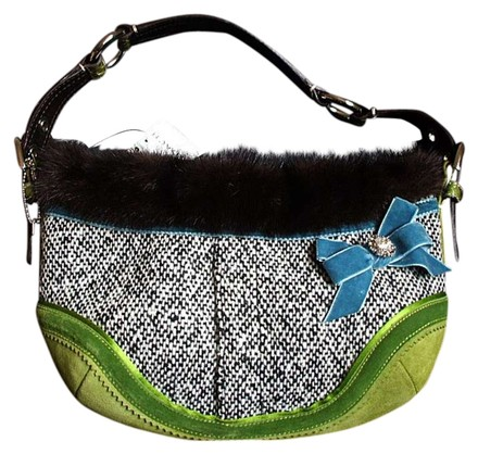 Preload https://item1.tradesy.com/images/coach-exotic-python-sm-mint-green-blue-gray-black-brown-multicolored-leather-genuine-snakeskin-tweed-387955-0-0.jpg?width=440&height=440