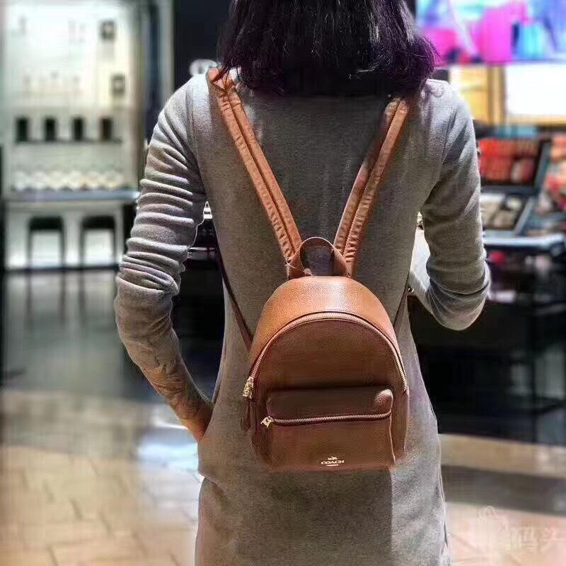 3a37c2bfa4 norway coach charlie backpack in pebble leather 01878 76be7  where to buy coach  backpack. 123456789101112 fff78 de2d6