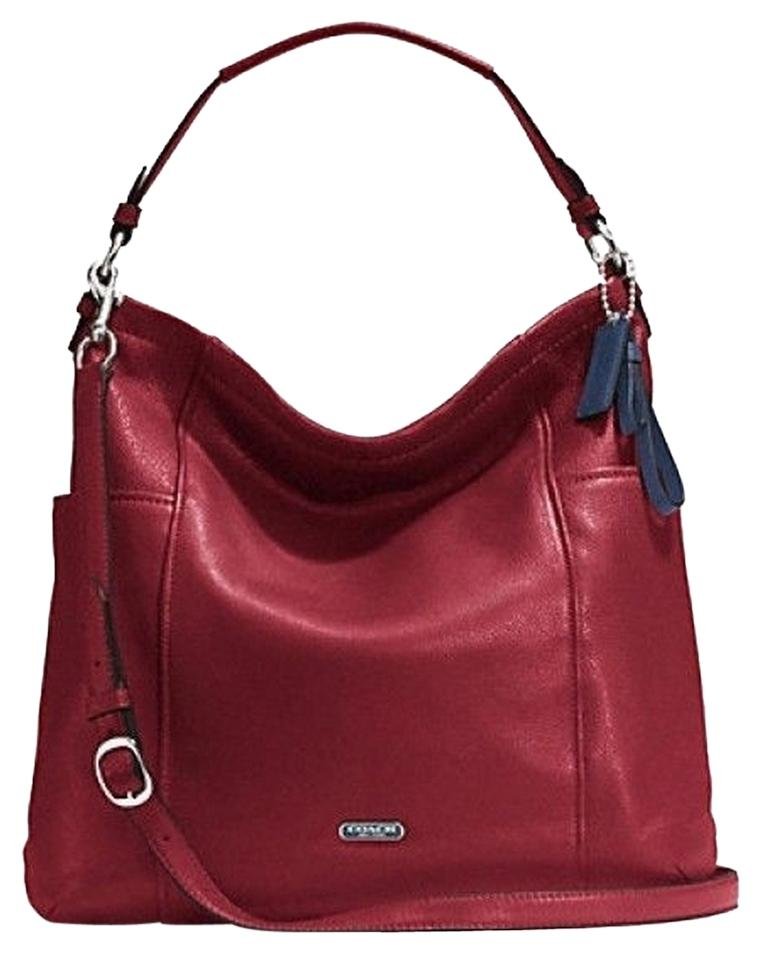 Coach Park Leather Hobo Bags - Up to 70% off at Tradesy