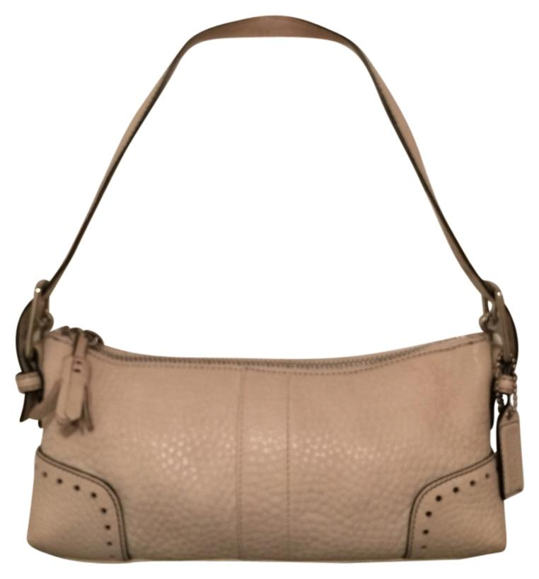 Coach Leather 5052 Hobo Shoulder Bag | Shoulder Bags on Sale