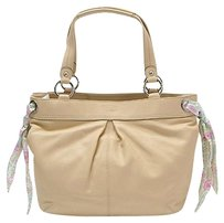 Coach Kyra Scarf Scarf Leather Tote