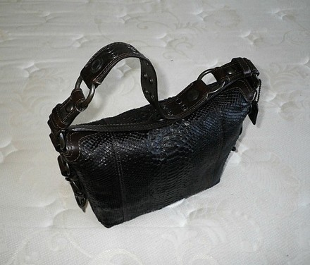 Coach Louis Vuitton Dooney Gucci Rare Hobo Bag