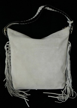 Coach Louis Vuitton Dooney Bourke Gucci Channel Rare Vintage Tote in Ivory