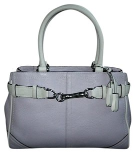 Coach Louis Vuitton Dooney Gucci Channel Rare Vintage Tote in Purple