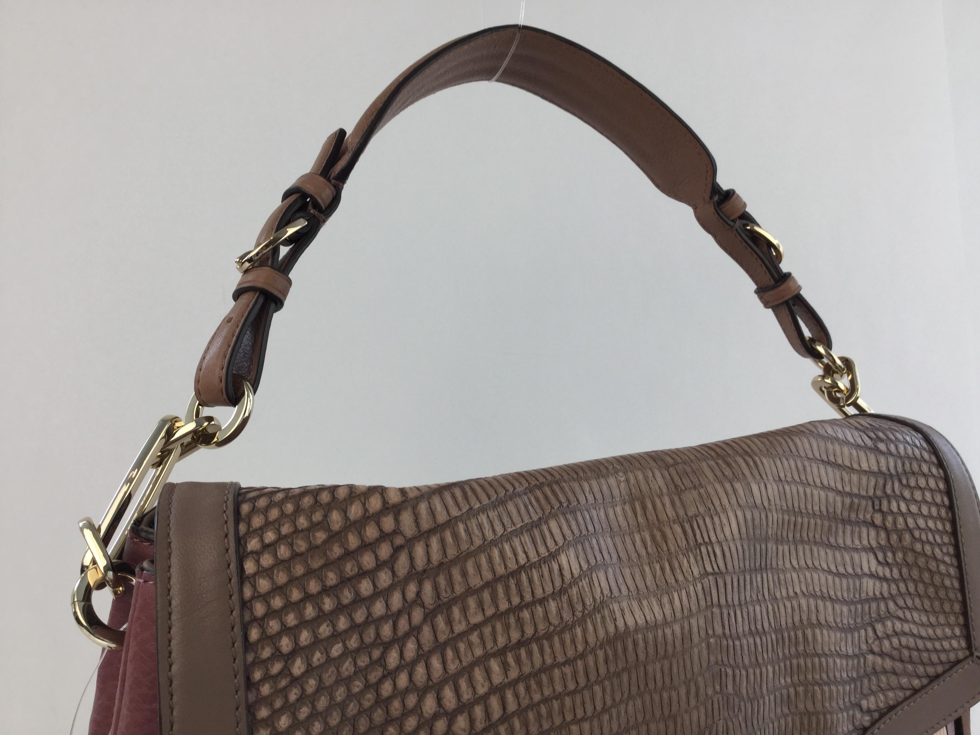 ... shop coach madison pinnacle colorblock rouge leather shoulder bag  tradesy ca581 02d0a ... 9682f157a0