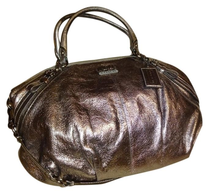 7a0f1ac574c5 ... coupon code for coach satchel in pewter silver e3ac7 6cbc8