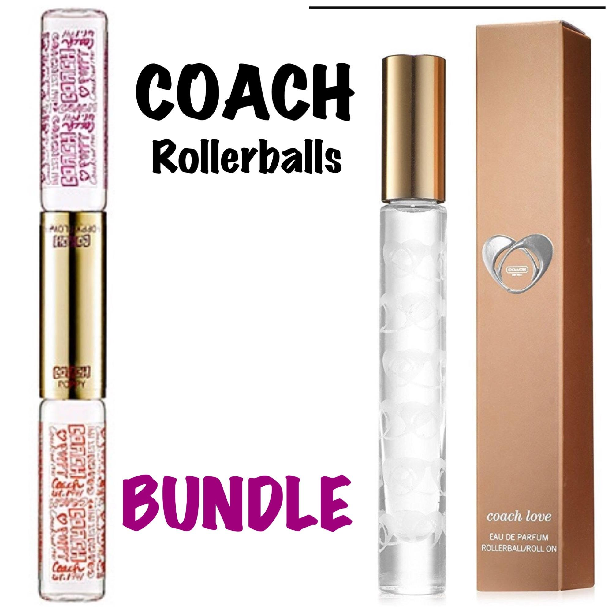 Coach Poppy Rollerball Homes
