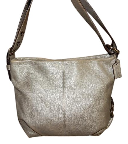 Coach Handbag Zoe 12657 Tote Khaki Signature C Shoulder Bag on ...