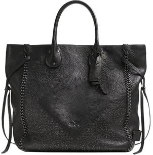 Coach Style 33928 Limited Edition Tote in Black