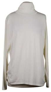 Coldwater Creek Womens Top Creme