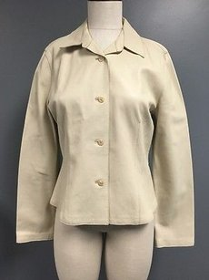 Cole Haan Studio Beige Jacket