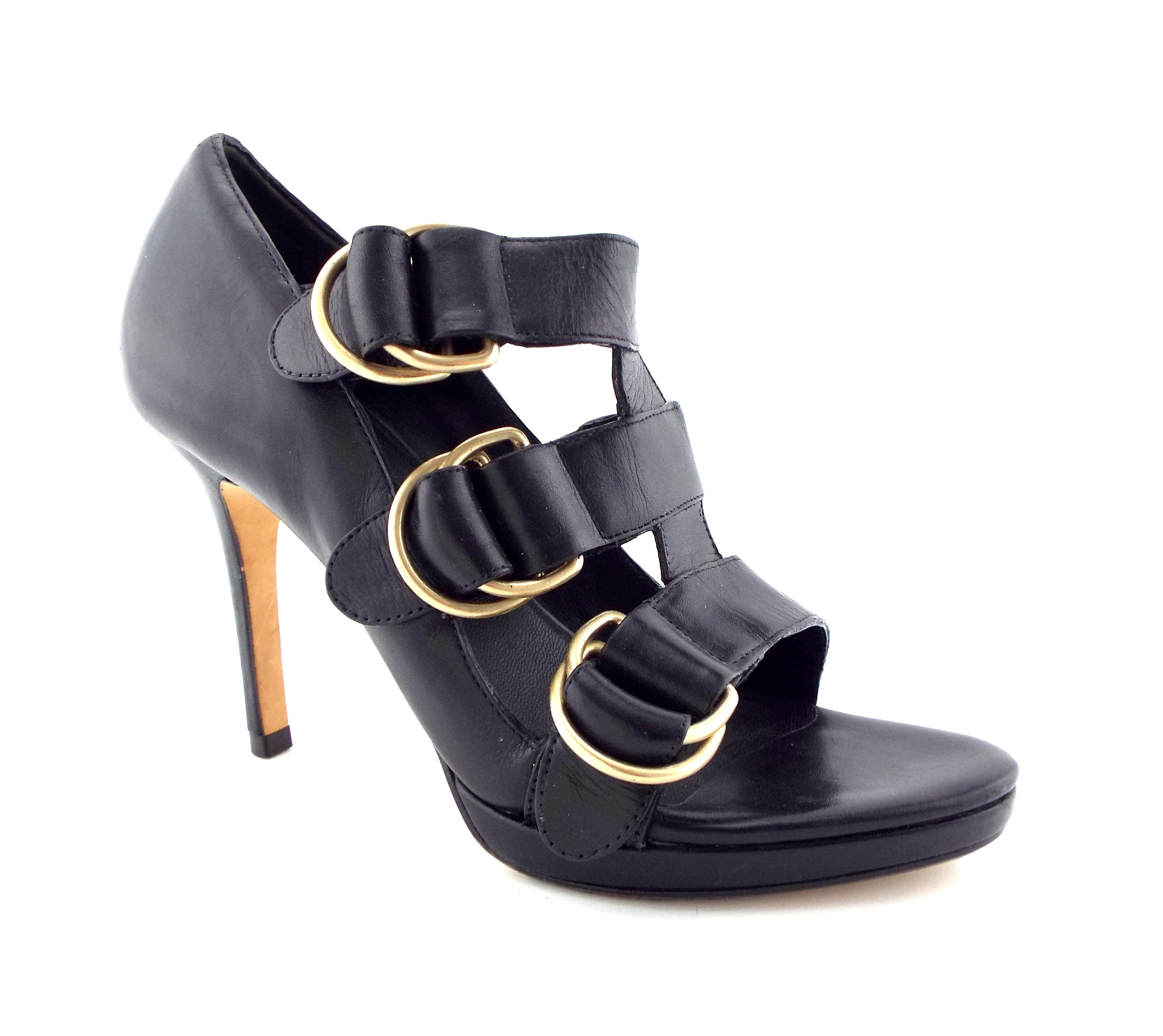 3a91ace29acb2 ... inexpensive cole haan nike air strap buckle veronica black sandals  884f4 2b1dc