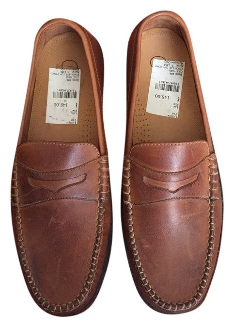 Cole Haan Driving Moccasins Mens 7/ Women's 8.5