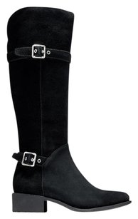 Cole Haan Indiana Tall Black Boots