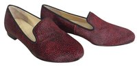 Cole Haan New Leather burgandy Flats