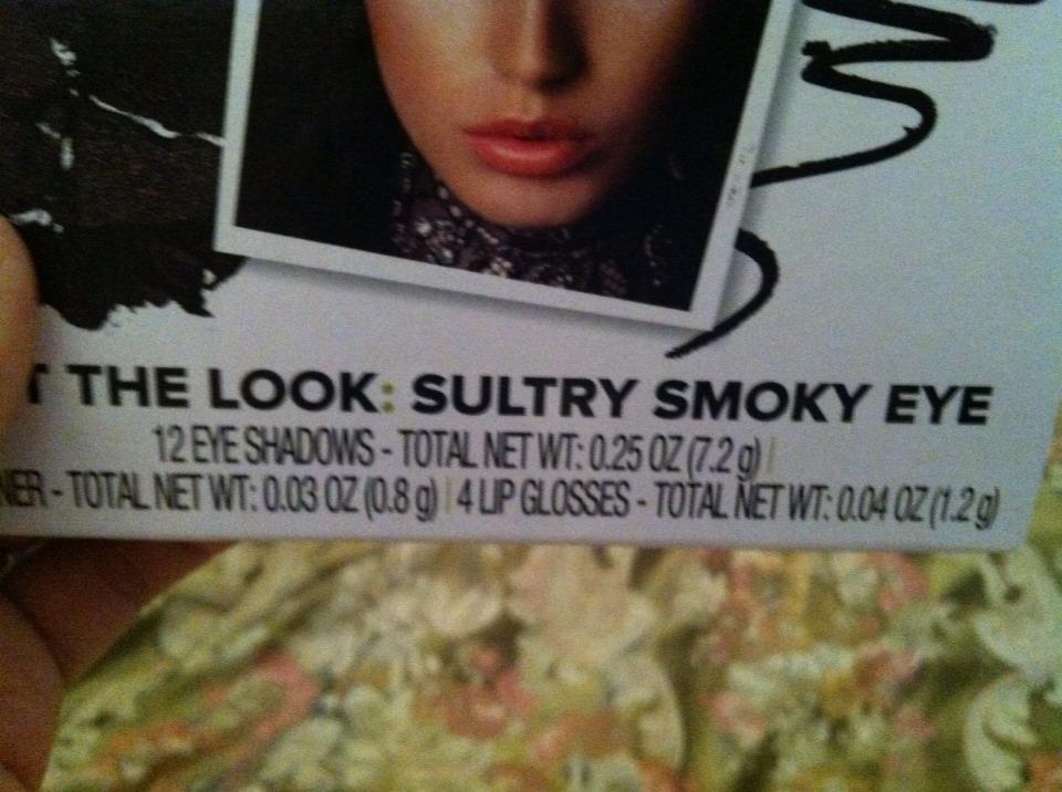 how to get smokey eyes with pictures
