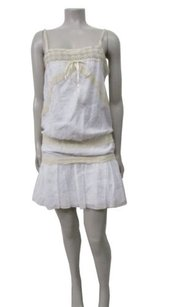 Corey Lynn Calter short dress White Cream on Tradesy