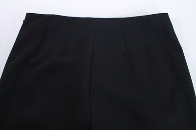 CoSTUME NATIONAL Couture Trouser Pants Black