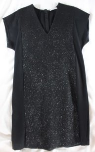 CoSTUME NATIONAL short dress Black In Awe on Tradesy