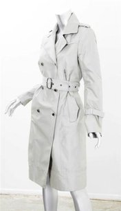 CoSTUME NATIONAL Champagne Trench Coat