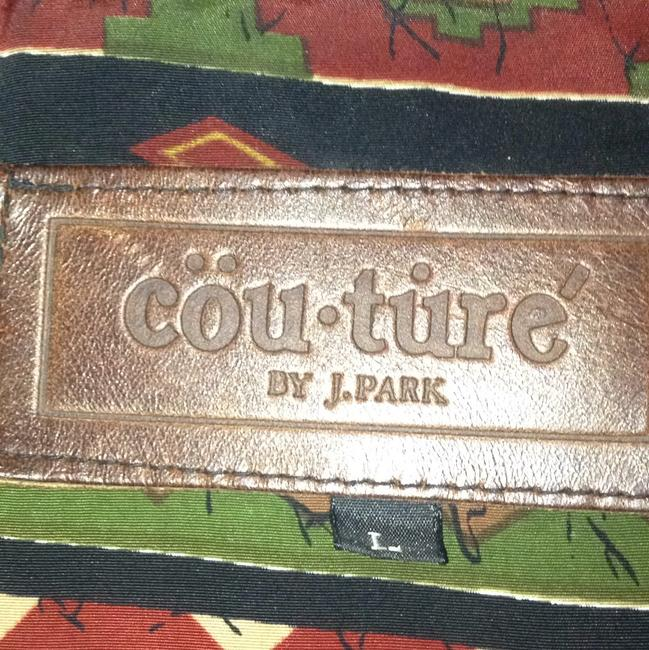 Couture by J. Park Multiple Leather Jacket