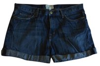 Current/Elliott Mini/Short Shorts Blue