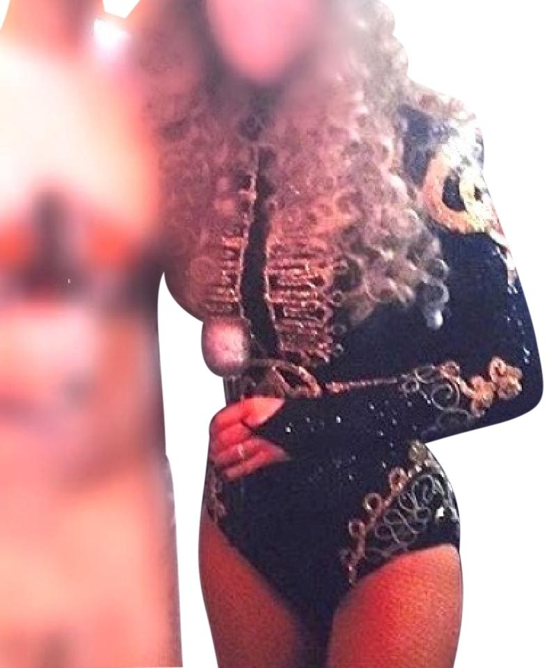 Custom Made Beyoncé Bodysuit Costume