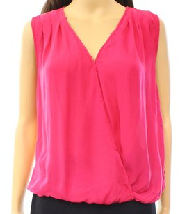 Cynthia Rowley Cami New With Defects Silk Top