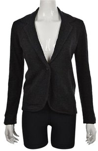 Cynthia Rowley Woens Charcoal Sweater