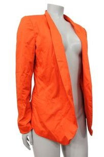 Cynthia Steffe Blazer Orange Jacket
