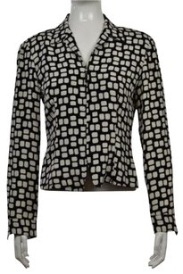 Dana Buchman Womens Black Jacket