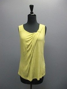 Dana Buchman Signature Top Olive Green
