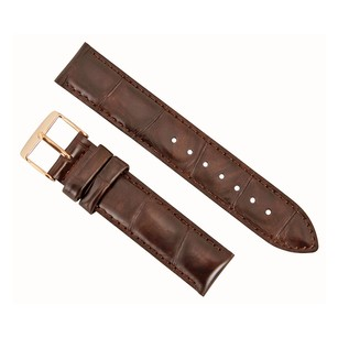 Daniel Wellington Classic York Embossed 18 mm Leather Watch Strap 0710DW