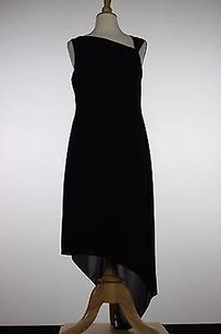 David Meister short dress Black Womens on Tradesy