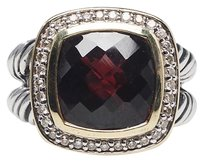 David Yurman 11mm Garnet
