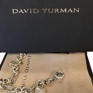 David Yurman David Yurman 18K gold and silver bracelet