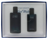 davidoff COOL WATER by DAVIDOFF ~ Men's Gift Set -- EDT Spray + After Shave