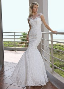 DaVinci Bridal 50241 Wedding Dress