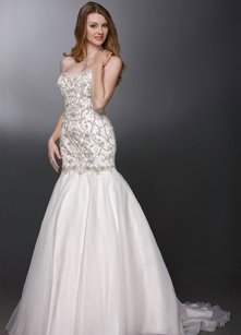 DaVinci Bridal 50276 Wedding Dress