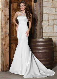 DaVinci Bridal 50305 Wedding Dress