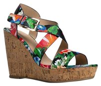 Delicious Multi/Print Wedges