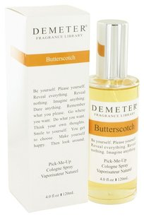 Demeter Fragrance Library DEMETER by DEMETER ~ Women's Butterscotch Cologne Spray 4 oz
