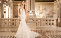 Demetrios 1484 Wedding Dress