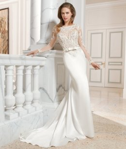 Demetrios C223 Wedding Dress